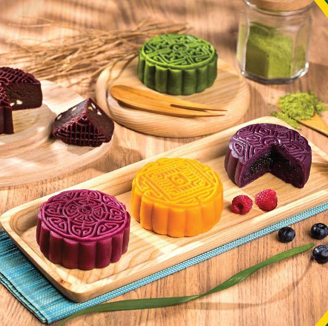 Bánh trung thu Givral sử dụng đường ăn kiêng