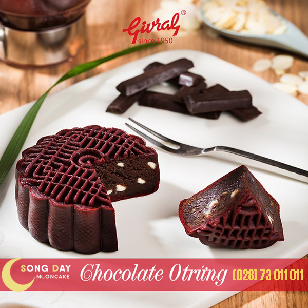 Bánh Givral Chocolate 0 trứng